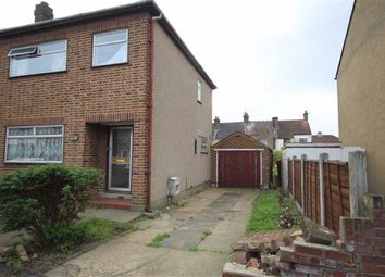 Thumbnail 3 bed detached house to rent in Foxlands Road, Dagenham, Essex