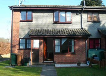 Thumbnail 1 bed terraced house to rent in Beaulieu Close, Watford