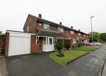 Thumbnail 3 bed town house for sale in Dryden Close, Willenhall