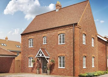 "Thumbnail 3 bed detached house for sale in ""Hadley"" at Alwin Court, Great Denham, Bedford"