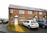 Thumbnail 3 bed town house for sale in Ashdown Grove, Lanchester