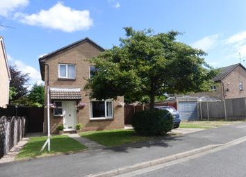 Thumbnail 4 bedroom detached house for sale in Overdale Close, Long Eaton, Nottingham