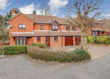 Thumbnail 5 bedroom detached house for sale in Overend Close, Bradwell, Milton Keynes