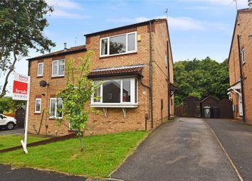 2 bed semi-detached house for sale in Harrier Way, Morley, Leeds, West Yorkshire LS27