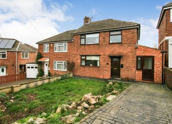 Thumbnail 3 bedroom semi-detached house for sale in Eastfield Road, Dronfield, Derbyshire