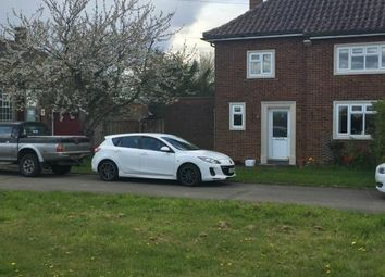 Thumbnail 3 bedroom semi-detached house to rent in Waterworks Cottages, Chapel Road, Meppershall, Beds