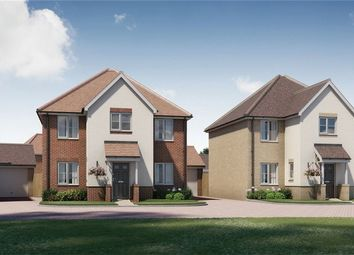 Thumbnail 4 bed detached house for sale in The Bromstone, Tavistock Place, Bedford