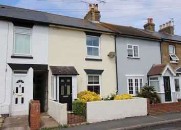 Thumbnail 2 bed terraced house for sale in Gladstone Road, Deal