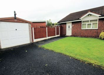 Thumbnail 2 bed semi-detached bungalow for sale in Woodhill Fold, Bury