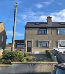 Thumbnail 2 bed semi-detached house for sale in Hillhaven, 3 Bracoden Terrace, Gardenstown, Aberdeenshire