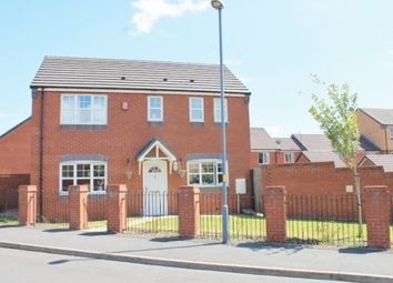 Thumbnail 3 bedroom detached house to rent in Plants Brook Crescent, Erdington, Birmingham