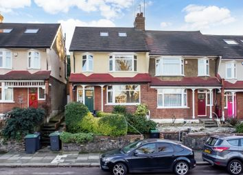 Thumbnail 4 bed end terrace house to rent in Clifton Road, Alexandra Park, London.