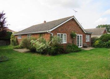 Thumbnail 3 bed detached bungalow for sale in Mill Road, Mattishall, Dereham