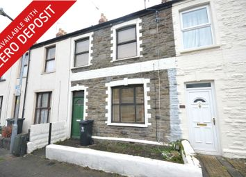 Thumbnail 3 bedroom terraced house to rent in Harold Street, Adamsdown, Cardiff