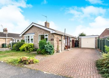 Thumbnail 2 bedroom detached bungalow for sale in Mercia Drive, Ancaster, Grantham