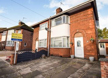 3 bed semi-detached house for sale in Roydene Crescent, Leicester LE4