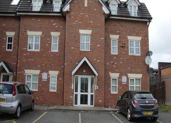 Thumbnail 2 bed property to rent in Borron House, Newton Le Willows, Warrington