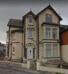 Thumbnail Studio to rent in Osbourne Road, Blackpool
