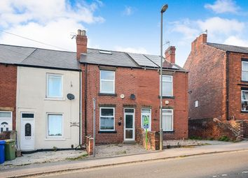 3 bed terraced house to rent in Station Road, Brimington, Chesterfield S43
