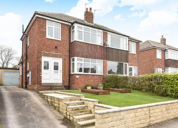 Thumbnail 3 bed semi-detached house for sale in Queensway, Yeadon, Leeds