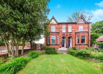 Thumbnail 4 bed semi-detached house for sale in Hilton Lane, Worsley, Manchester, Greater Manchester
