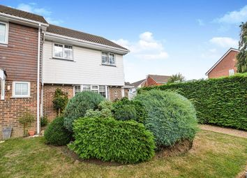 Thumbnail 3 bed terraced house for sale in Lucy Avenue, Folkestone