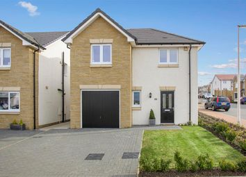 Thumbnail 3 bed detached house for sale in Russell Avenue, Dunfermline