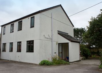 Thumbnail 2 bed semi-detached house to rent in Holywell Road, Playing Place, Truro