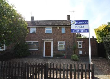 Thumbnail 3 bedroom property to rent in Howards Road, Woking
