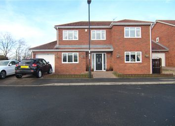 Thumbnail 3 bed detached house for sale in Premier Court, Trimdon Station, Durham
