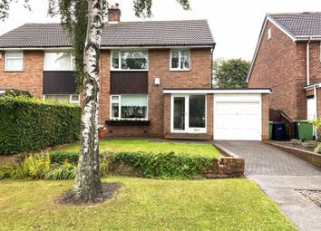 Thumbnail 3 bed semi-detached house for sale in Ringmore Court, Tunstall, Sunderland
