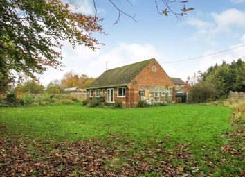 Thumbnail 3 bedroom detached bungalow for sale in Providence Place, Briston, Melton Constable