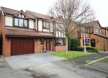 Thumbnail 4 bed detached house for sale in Rosina Close, Ashton In Makerfield, Wigan