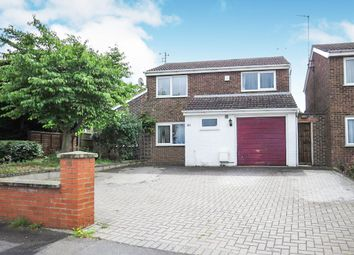 Thumbnail 4 bed detached house for sale in Grangeway, Rushden