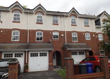 Thumbnail 3 bedroom terraced house for sale in Whimberry Way, Withington, Manchester, Greater Manchester