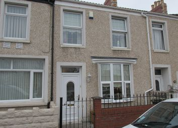 Thumbnail 2 bedroom terraced house for sale in Windsor Road, Neath