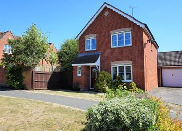 Thumbnail 3 bed detached house for sale in Risbridge Drive, Kedington