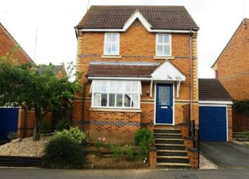 Thumbnail 3 bed detached house to rent in Boardman Road, Kettering