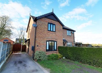 Thumbnail 2 bed semi-detached house for sale in Potters Close, Goxhill, Barrow-Upon-Humber