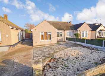 Thumbnail 2 bed semi-detached bungalow for sale in Digby Road, Corringham, Stanford-Le-Hope