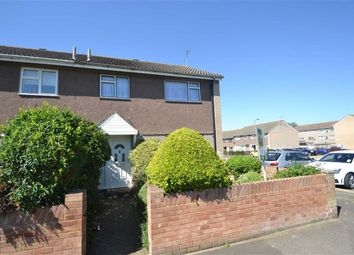 Thumbnail 3 bed end terrace house to rent in Lyndhurst Road, Corringham, Essex