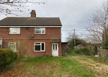 Thumbnail 3 bed semi-detached house for sale in Church Road, Gateley, Dereham