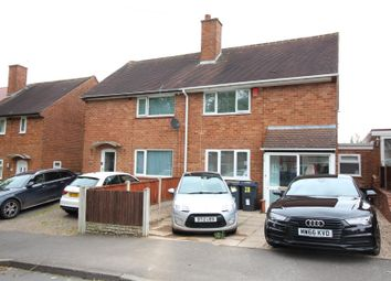 Thumbnail 2 bed semi-detached house to rent in Barn Croft, Bartley Green, Birmingham, West Midlands