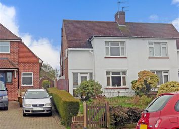 Thumbnail 3 bed semi-detached house for sale in Newlands Road, Tunbridge Wells, Kent
