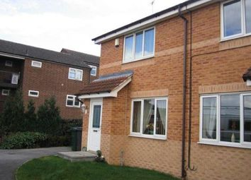Thumbnail 2 bed semi-detached house to rent in Park View, Greasbrough, Rotherham, South Yorkshire