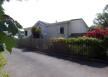 Thumbnail 2 bed bungalow for sale in Croft Farm Park, Luxulyan, Bodmin