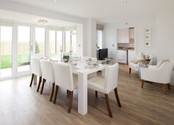 "Thumbnail 4 bed detached house for sale in ""Millford"" at Lowfield Road, Anlaby, Hull"
