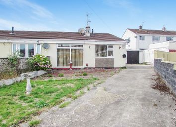 Thumbnail 2 bed semi-detached house for sale in Bryn Henllan, Brynna, Pontyclun, Rhondda, Cynon, Taff.