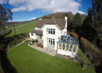 Thumbnail 4 bedroom detached house for sale in Harcombe, Sidmouth