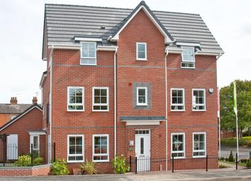 "Thumbnail 3 bed end terrace house for sale in ""Brentwood"" at Weddington Road, Nuneaton"